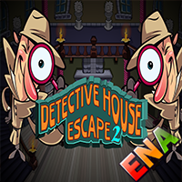 Detective House Escape 2